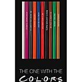 Friends Colored Pencils