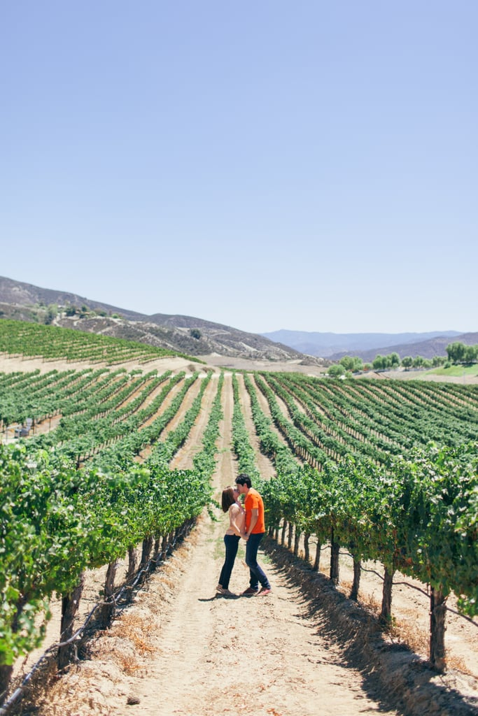 Go Grape Stomping in California's Wine Country