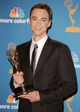 Jim Parsons Talks About Winning Best Lead Actor in a Comedy at the 2010 Emmys