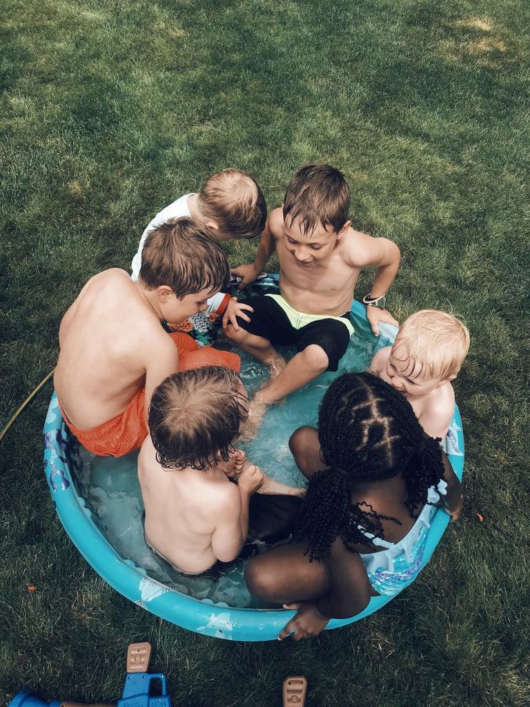 Stress pool safety often.