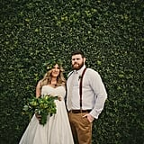 Lacey and Logan's Insanely Gorgeous and Emotional Elopement