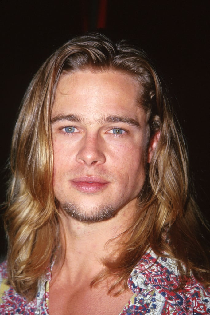 September 1993 The Surfer Dude Brad Pitt Best Hair