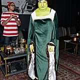 Colton Haynes as Shrek