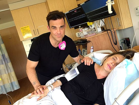 Is Robbie Williams the Best or Worst Expectant Dad Ever?