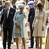 When Kate and William's Families Mingled