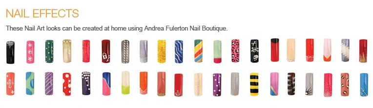These are the cool nail effects you can create on your own!