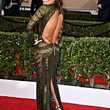 January at the Screen Actors Guild Awards
