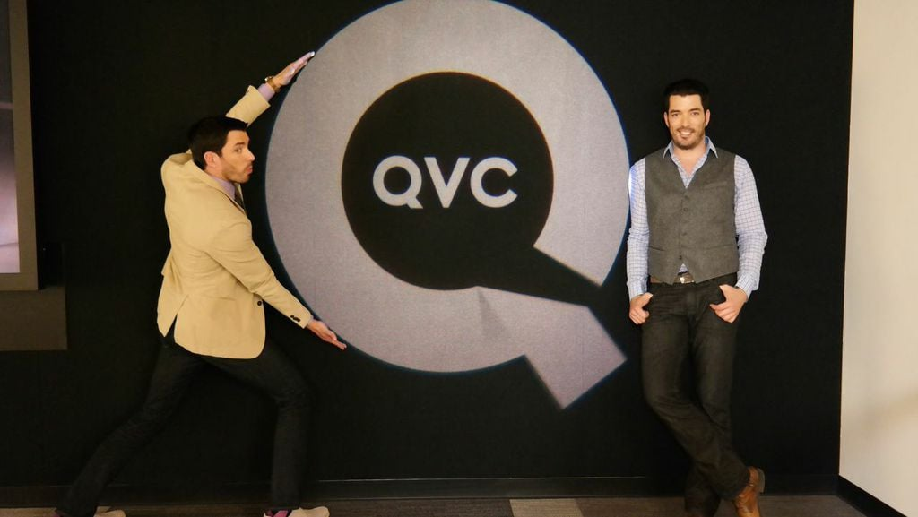 They're in the QVC Family