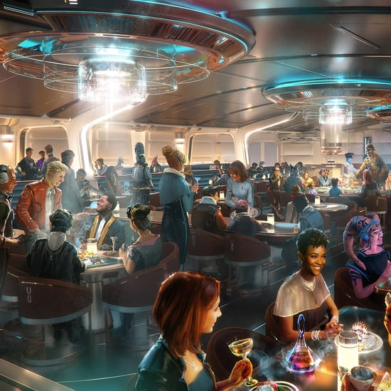 Details About the Disney World's Star Wars Hotel Restaurant