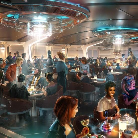 Details About the Disney World's Star Wars Hotel Restaurant