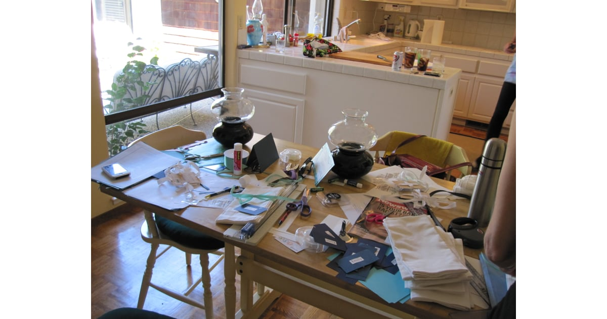 It S T Minus Four Hours To The Party And The Kitchen Is A Mess A Look At My 28th Birthday Party Popsugar Food Photo 3