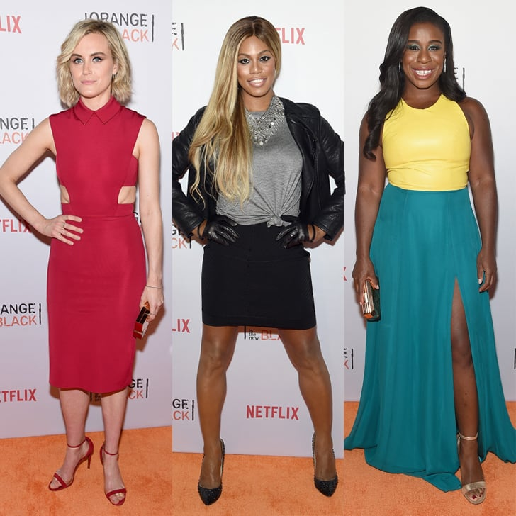 This Is What Your Favourite OITNB Stars Look Like Sans Prison Uniform