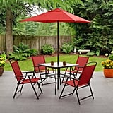 Mainstays Albany Lane Folding Dining Set
