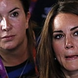 Kate Middleton checked out Olympic women's flyweight boxing final.