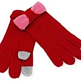 Kate Spade Tech-Friendly Colorblock Gloves