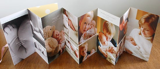 Custom Baby Accordion Books: Ga Ga or Gag?