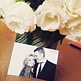 Reese shared this cute photo and described Jim as her favorite red carpet date.