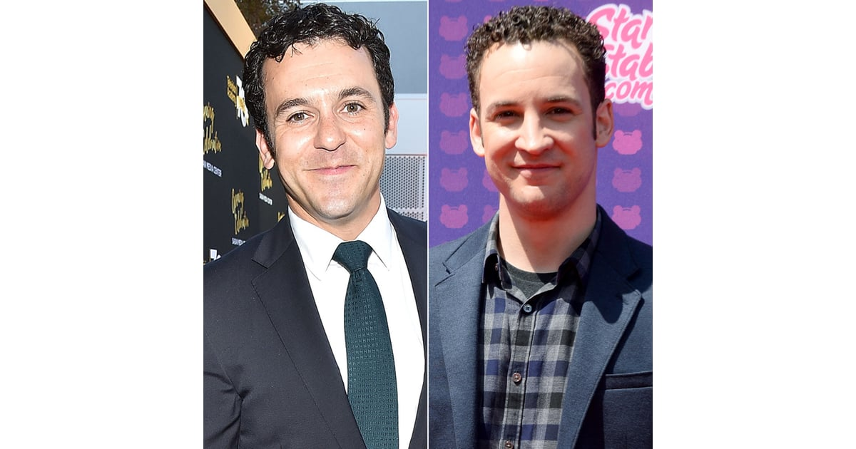 Ben and Fred Savage | ...