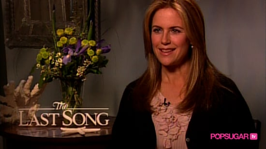 Kelly Preston in The Last Song With Miley Cyrus