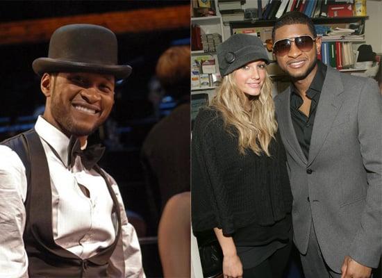 Usher's New Commitment