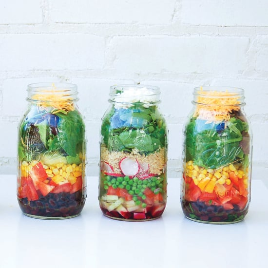 How to Make a Mason Jar Lunch