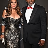 Tina and Richard took their love to the red carpet at the Angel Ball in NYC in October 2014.