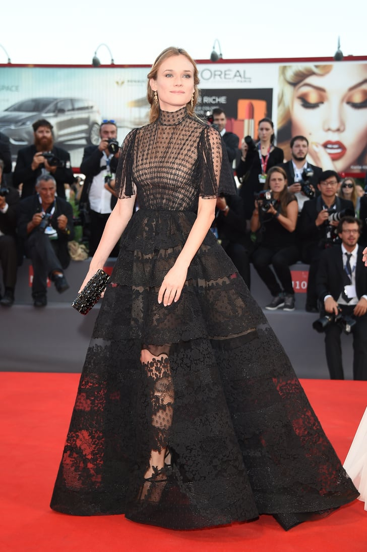 Diane Kruger's Red Carpet Style Is So Stunning, We Can Hardly Believe She's Real