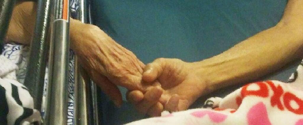 Elderly Couple Dies Minutes Apart