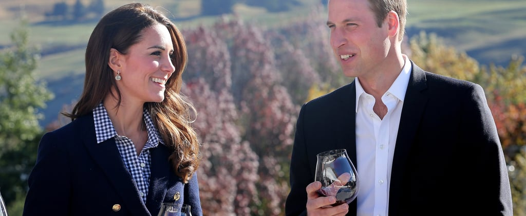 Prince William and Kate Middleton Are Pretty Chill About Celebrating Their Anniversary