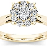 Modern Bride Diamond Ring