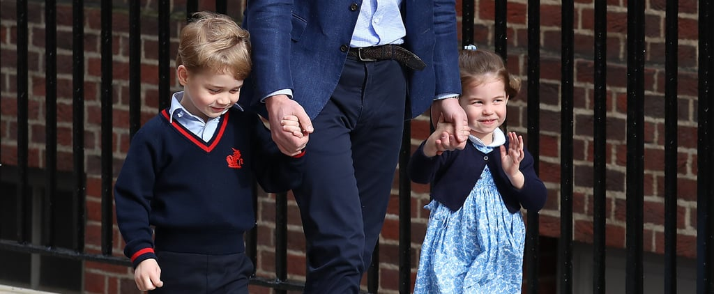 Prince George's Nickname For Prince William