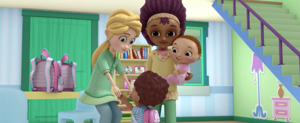 Disney's Doc McStuffins Just Featured a 2-Mum Family — Because Love Is Freakin' Love