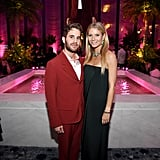 Ben Platt and Gwyneth Paltrow at The Politician Premiere