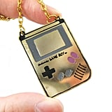 Classic Nintendo Game Boy Necklace ($18)