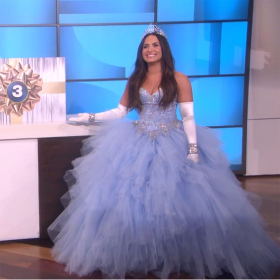 Demi Lovato as Cinderella on The Ellen Show Video