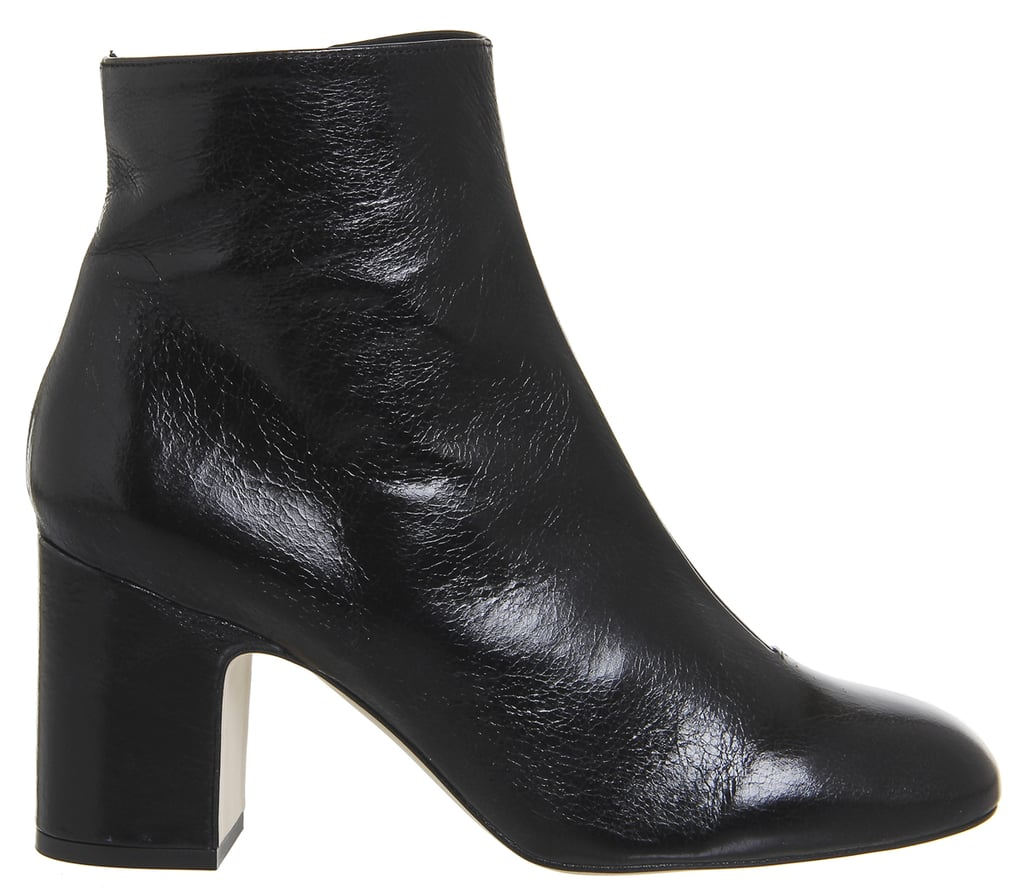Laughter Block Heel Ankle Boots (£85)