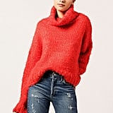Azalea Chunky Turtleneck Sweater