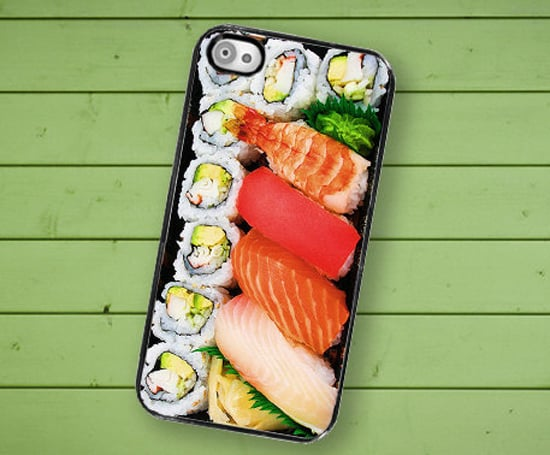 Curious Case Sushi iPhone 4/4S Case
