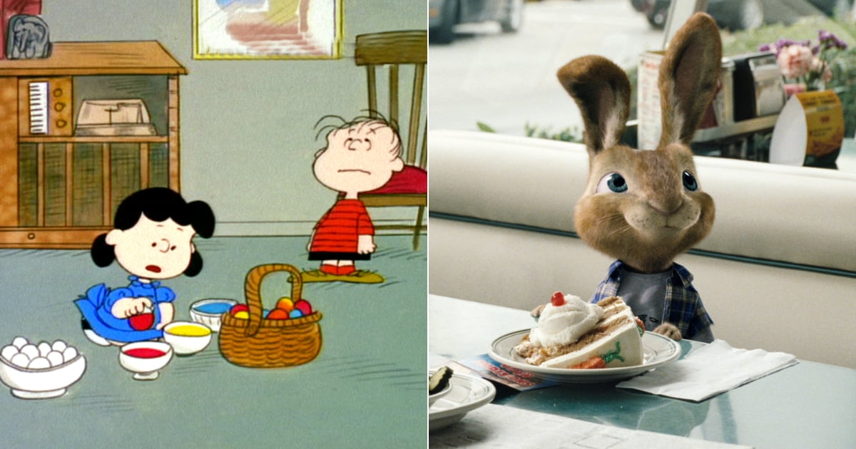 12 Movies About Easter, Bunnies, and Springtime to Watch With Your Kids This Weekend
