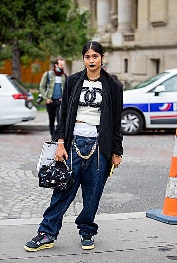 Best Street Style at Paris Fashion Week Spring 2021