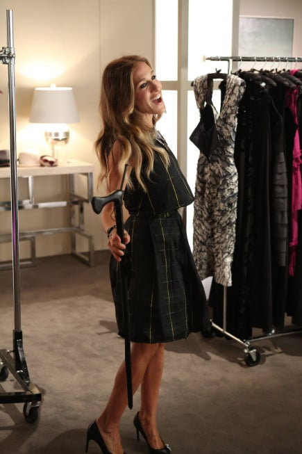 Sarah Jessica Parker has plenty of experience on Broadway, which should come in handy when she shows off her pipes.