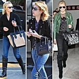 The celebrity Céline bag obsession — see who's rocking the luggage tote.