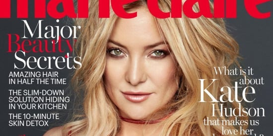 Kate Hudson Admits She's Fine With Sometimes Just Being 'The OK Mom'