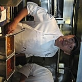 """<a href=""""http:/... Cafe</a>'s Jose Lemus is the reigning king of the"""