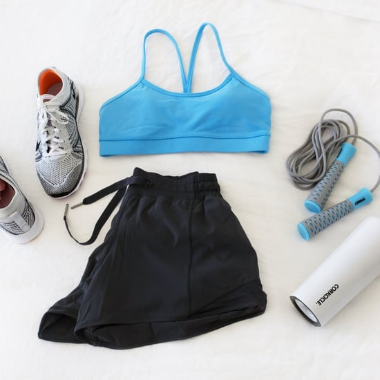 Workout Clothes Organization DIY