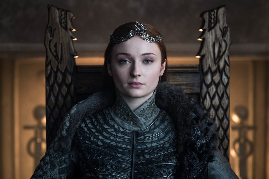 Sophie Turner Quotes on Game of Thrones Ending | POPSUGAR Entertainment UK