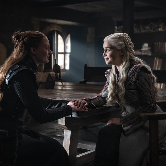 Sansa and Daenerys's Relationship on Game of Thrones