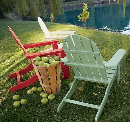 Steal of the Day: Painted Adirondack Chairs
