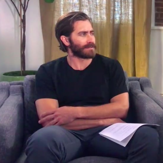Jake Gyllenhaal and Boston Bombing Survivor Interview