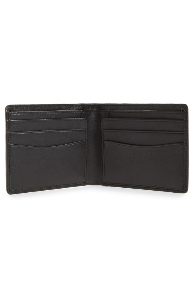 Liam Slim Leather Wallet